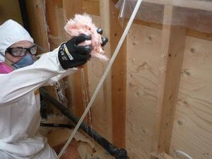 Soaked Insulation